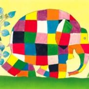 "David McKee's ""Elmer the Elephant"""