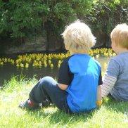 Joe & Nathan Duck Racing May 2012