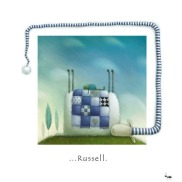 """Rob Scotton's """"Russell the Sheep"""""""