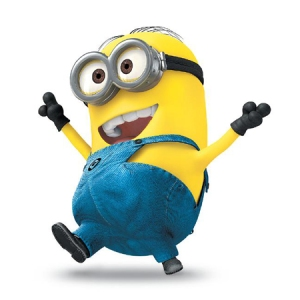happy minion!