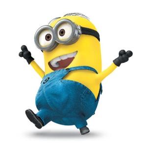 happy minion!