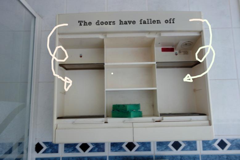 doors fallen off