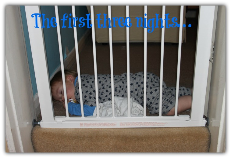 First nights behind the gate
