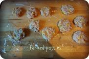 formed patties