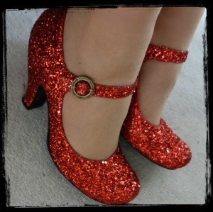 More Dorothy Shoes!
