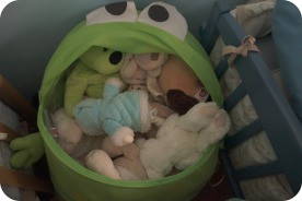 Soft toy froggy