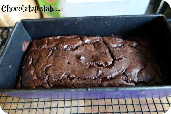Chocolatey slab