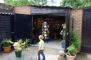 Second hand bookshop!