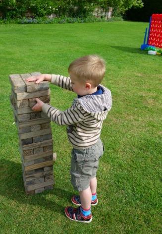 Nofolk Blicking lawn games