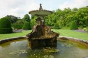 Norfolk Blickling fountain