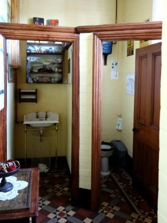 Norfolk Weybourn rail toilets
