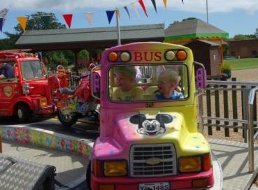 Norfolk Wroxham bus ride