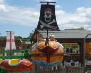 Norfolk Wroxham pirate ship