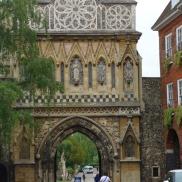 Norwich gate