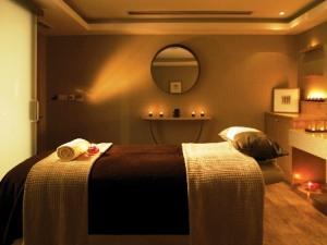 spa salon room