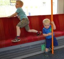 Train adventures - shenanigans
