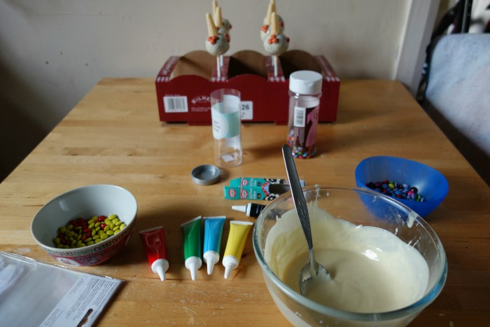 Cake pop operation