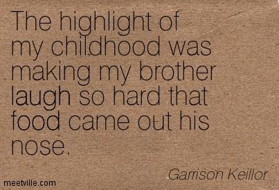 Garrison Keillor quote