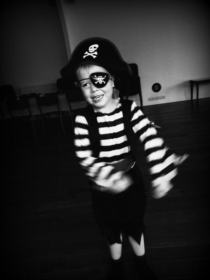 JJ the Pirate