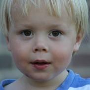 JJ turning three