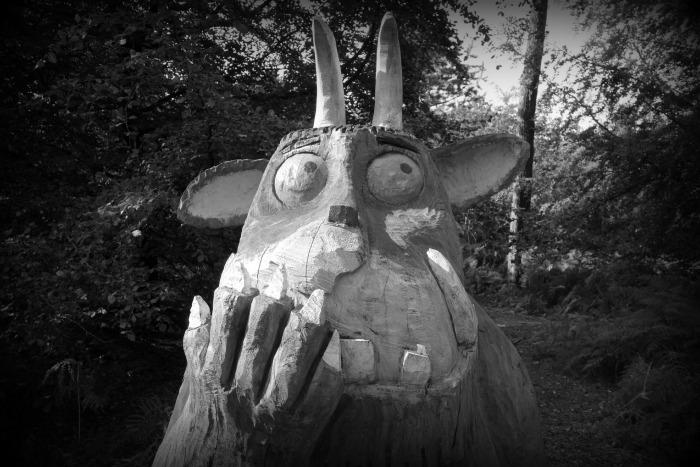 Gruffal - silent movie